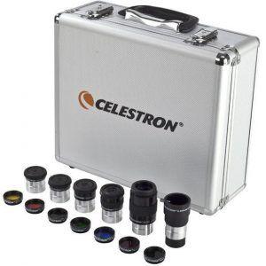 maletín kit accesorios celestron