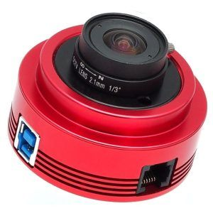 cámara planetaria zwo 120
