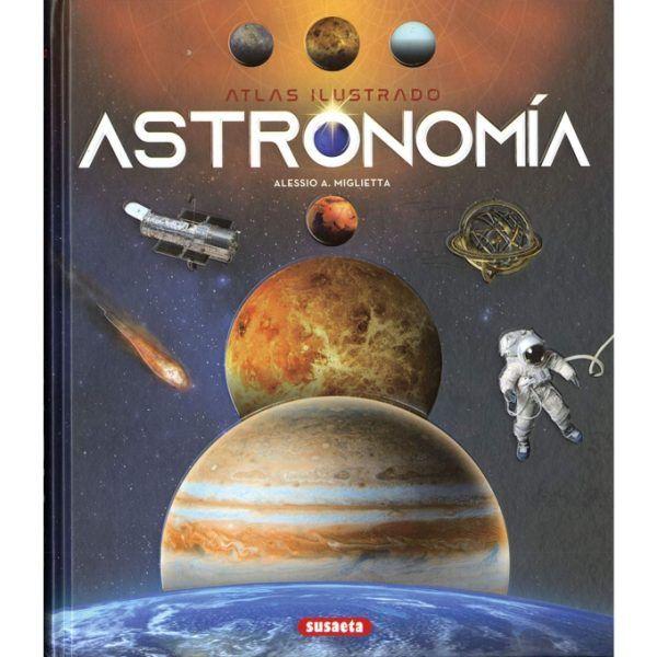 ATLAS ILUSTRADO ASTRONOMÍA