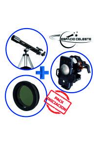 Venta de telescopios en España - Espacio Celeste Kits y promos