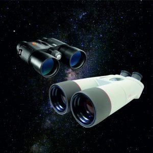 Cómo elegir los binoculares o prismáticos