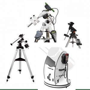 ¿Qué son y cómo elegir las mejores monturas para su telescopio?
