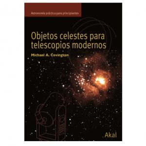 Libro OBJETOS CELESTES PARA TELESCOPIOS MODERNOS