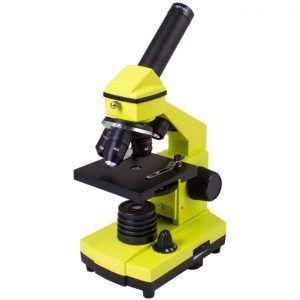 microscopio Levenhuk Rainbow 2L lima
