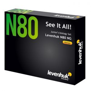 preparaciones Levenhuk N80 NG