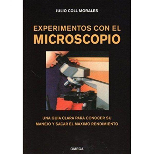 EXPERIMENTOS CON MICROSCOPIO Libro