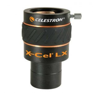 "Barlow CELESTRON 2x X-CEL 1.25"""